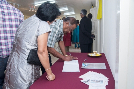 Launch of the Dr. Isaiah James Boodhoo Art Gallery_14