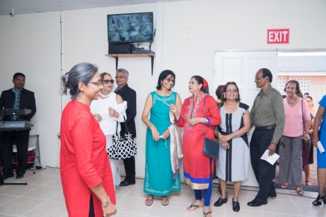Launch of the Dr. Isaiah James Boodhoo Art Gallery_2