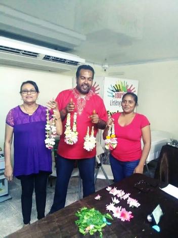 East Indian Decorations - 2019 Indian Heritage Workshop_10