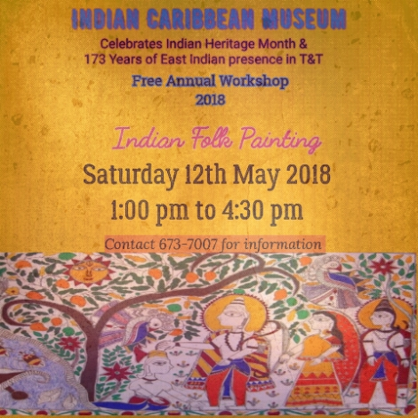 Indian Heritage month workshop_1