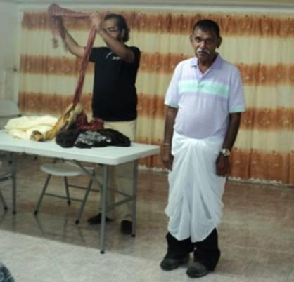 Dhoti and Phagree Tying_4